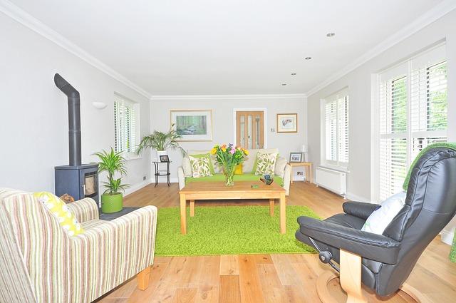domácí interiér