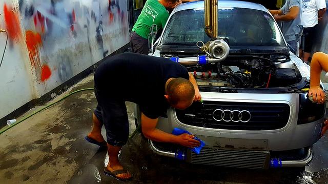 oprava Audi