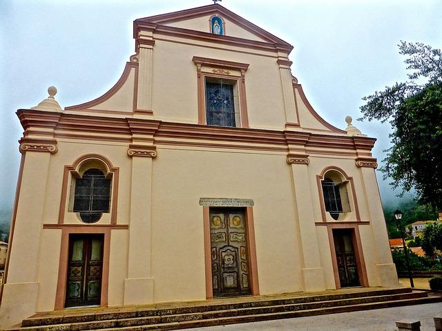 malý kostel